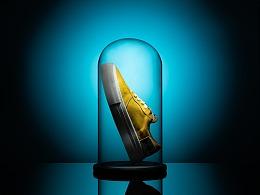 男鞋创意图