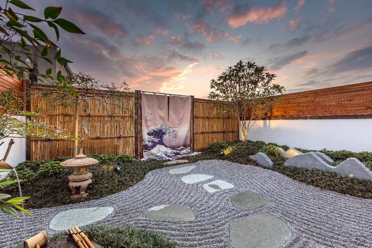 屋顶花园 上海花园设计 花园设计实景落地