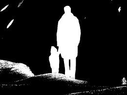 父亲节海报—【主题设计】