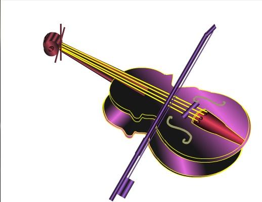 flash 小提琴