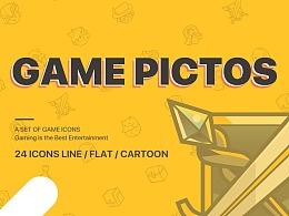 GAME PICTOS