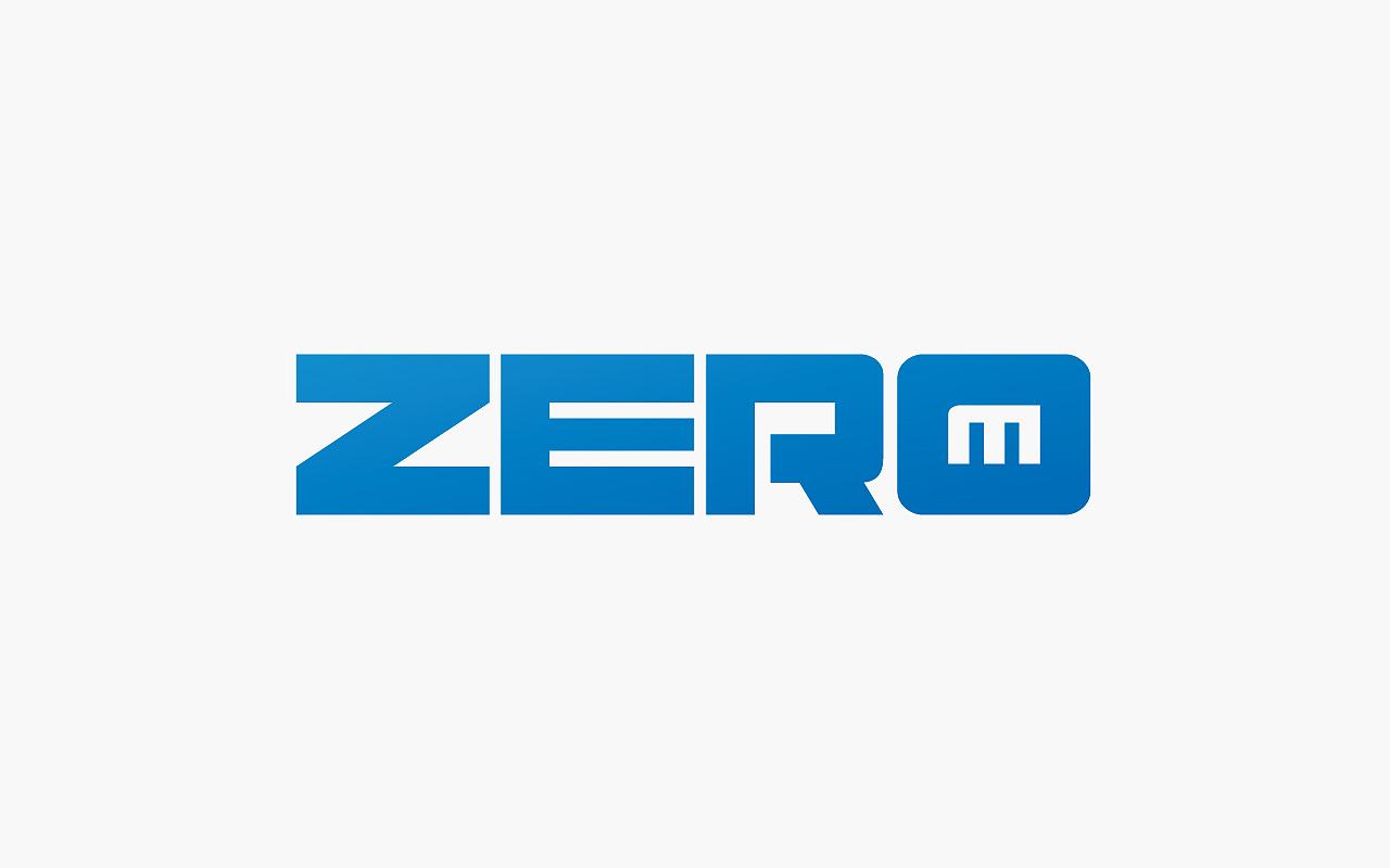 zero media 零号传媒logo及部分视觉识别设计图片