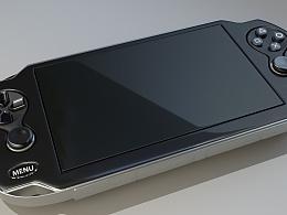 PSP建模渲染练习