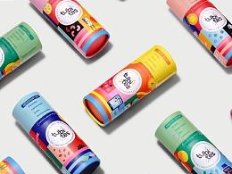 Lorena为最新健康食品品牌打造包装设计