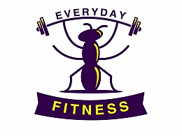 健身-logo
