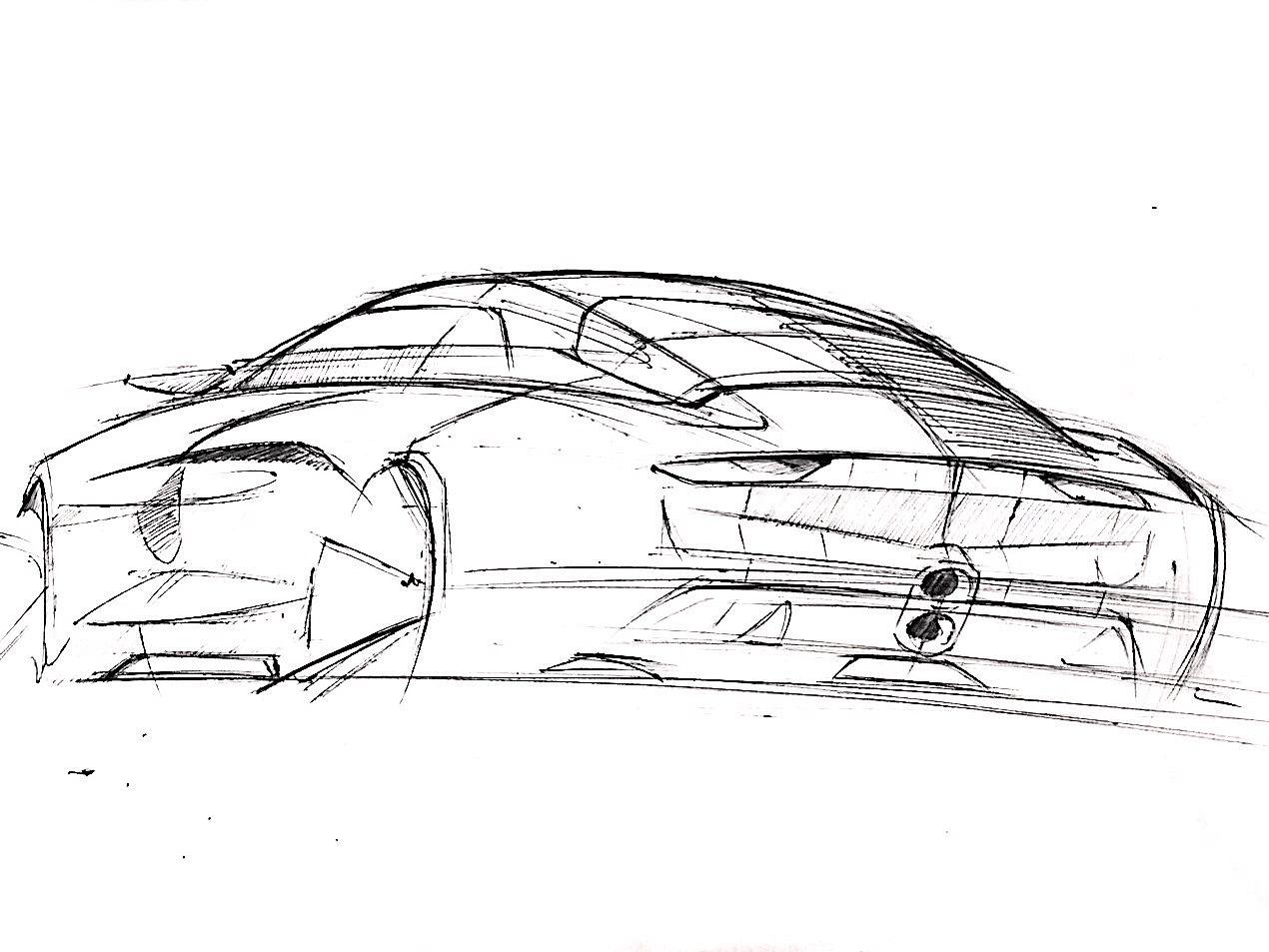汽车手绘|工业/产品|交通工具|黄雅静 - 原创作品