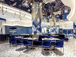 汤臣茶点餐厅  | 御凯设计