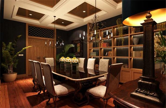 《老上海风情酒楼》-巴中酒楼设计丨巴中酒楼装修