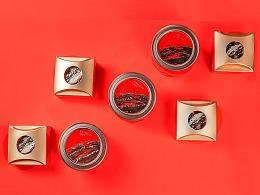 商业摄影-茶叶、茶点心、绿茶饼、妃子笑、龙井茶