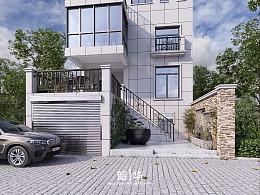 长沙诺亚山林别墅改造