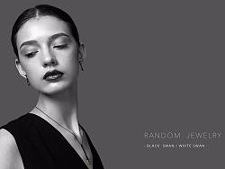 RANDOMIZE原创品牌BLACK/WHITE SWAN黑白天鹅系列