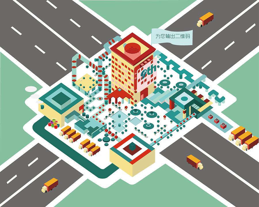 查看《第九工场艺术二维码第七期学员立体作品展示》原图,原图尺寸:2917x2333