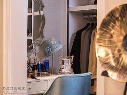 【繁溪建筑摄影】山东青岛蓝光地产样板间室内空间摄影