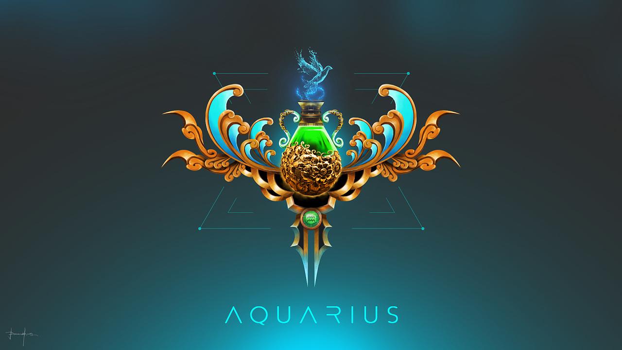 aquarius_水瓶座——aquarius