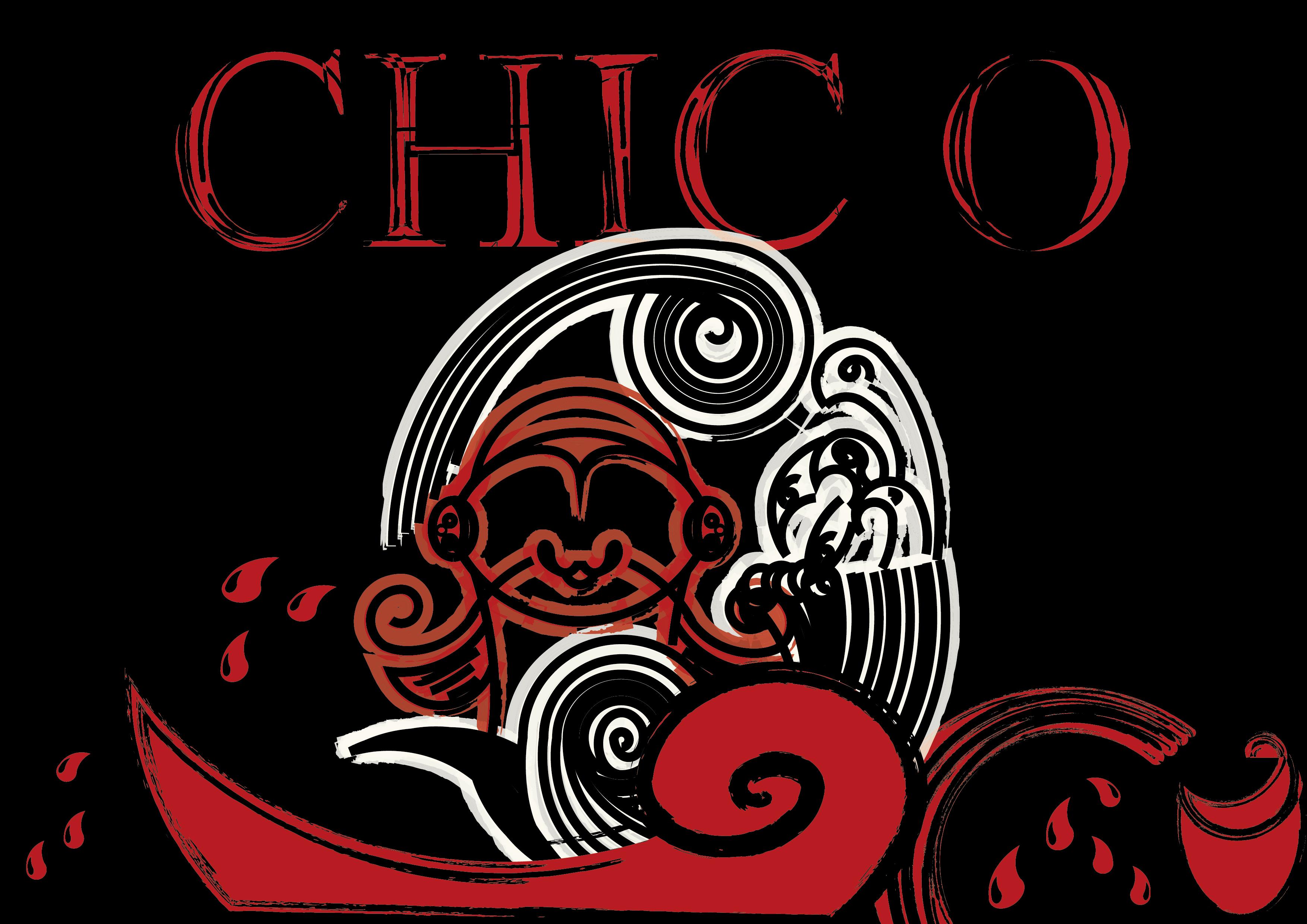 chic手绘字体