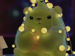《萌芽熊童子》儿童节快乐