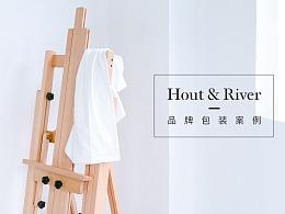 氧气   安东尼Hout & River品牌包装