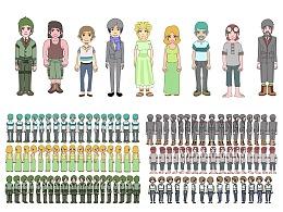 角色设计-概念图图片