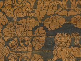 《如果国宝会说话 — 立狮宝花纹锦》——安戈力文化
