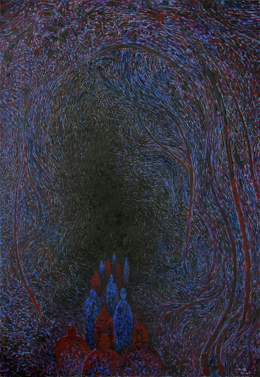 查看《《渡·门》系列最新作品》原图,原图尺寸:1500x2178
