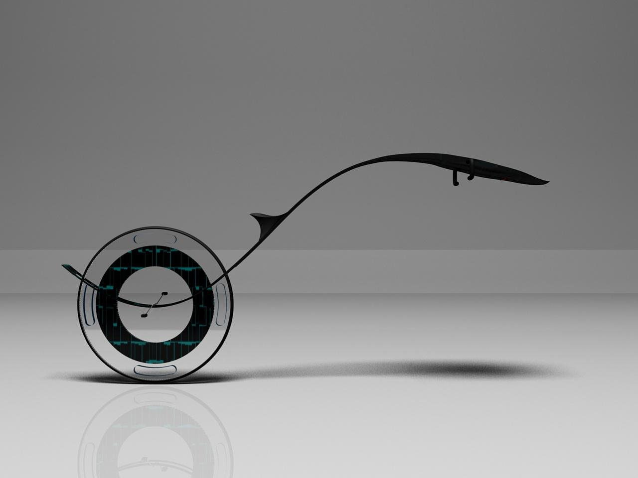 概念超跑自行车 工业/产品 交通工具 18706177525