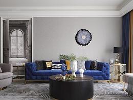 260㎡精装改造,打造复古轻奢充满仪式感的家