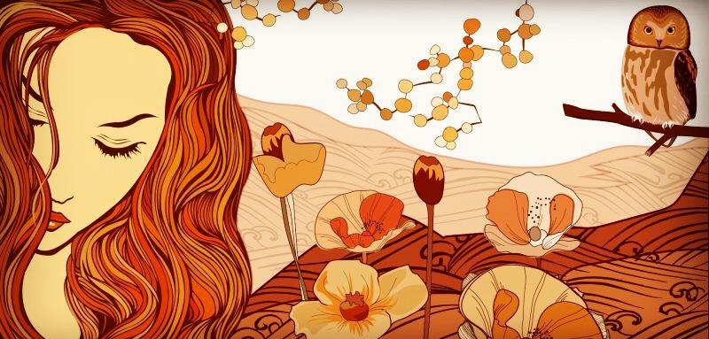 鼎旺港式茶餐厅软装,插画手绘|商业插画|插画|酱小饼