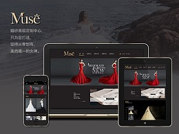 MUSE婚纱定制中心官方网站