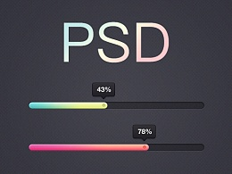 12套Loading加载界面PSD源文件免费下载