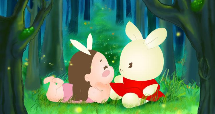 表情侠微信GIF专辑用鼻子吃冰激淋的搞笑图片动漫v表情|二维动画|白兔|大图片