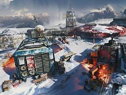 南极科考站