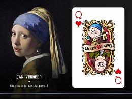 猪年特别版扑克—— 一款透着艺术细菌的大猪牌