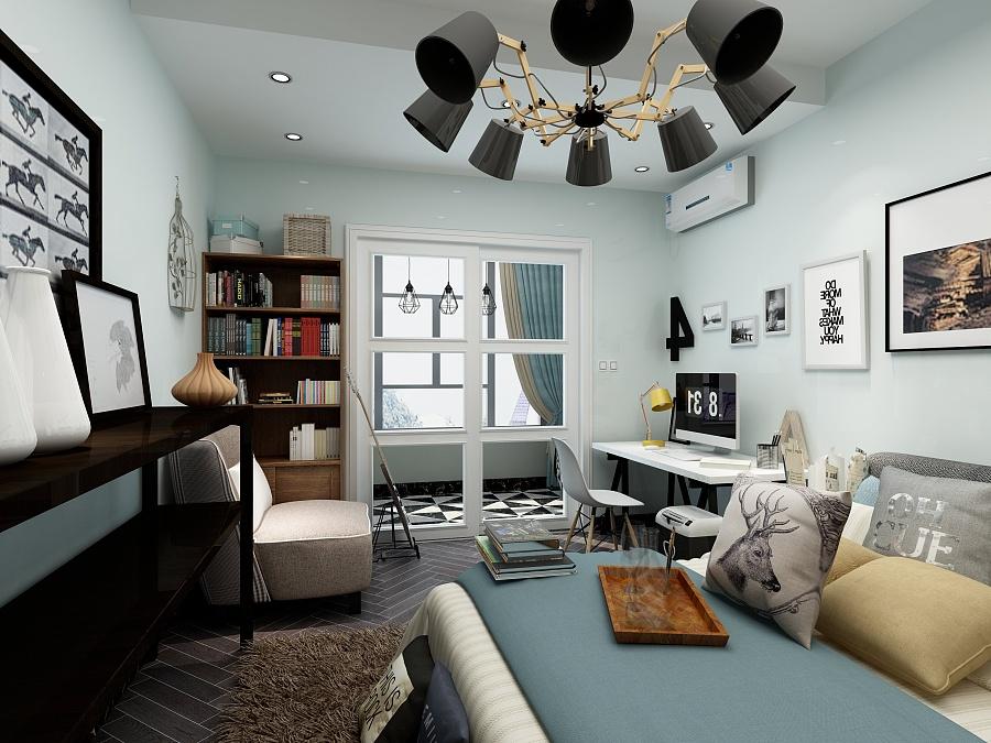 酷家乐云大赛平行--设计空间 室内设计 字体/建悔的空间结构设计图片