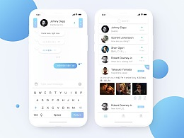 Chat 界面及交互