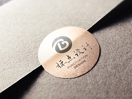 标点设计logo
