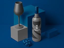 「欧享」品牌视觉设计