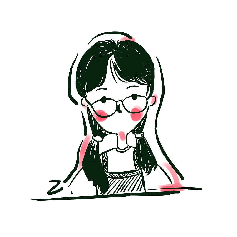 手绘头像|肖像漫画|动漫|小香港石原里美 - 原创设计