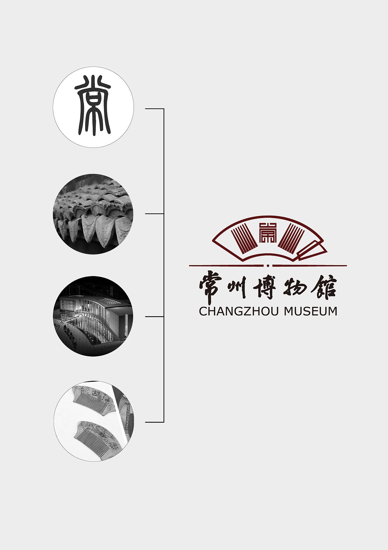 常州博物馆logo设计