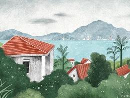 《岛屿断章》(七)