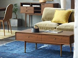 茶几设计 北欧家具经典