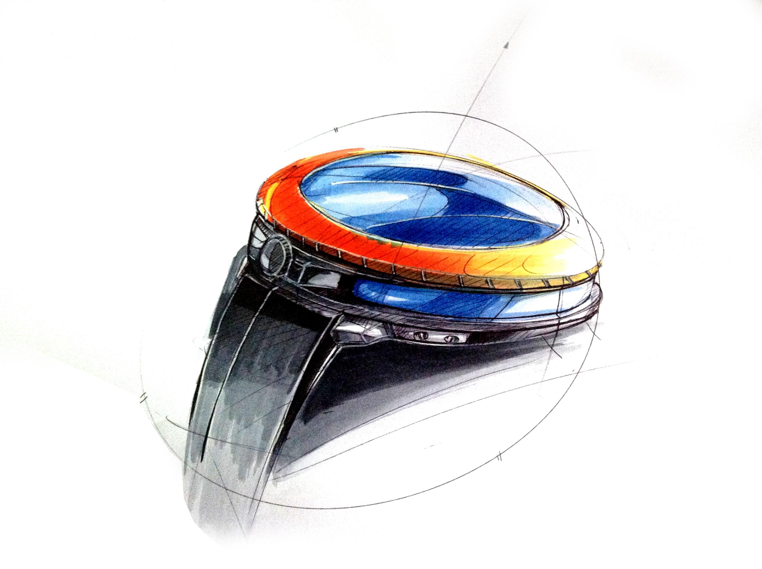 产品手绘|工业/产品|生活用品|周小者 - 原创作品