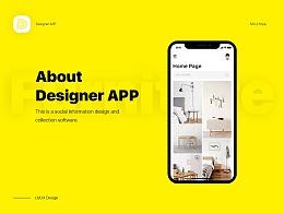Designer APP 概念设计