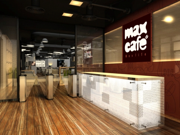 maxcafe 咖啡馆设计