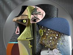 C4D-毕加索系列