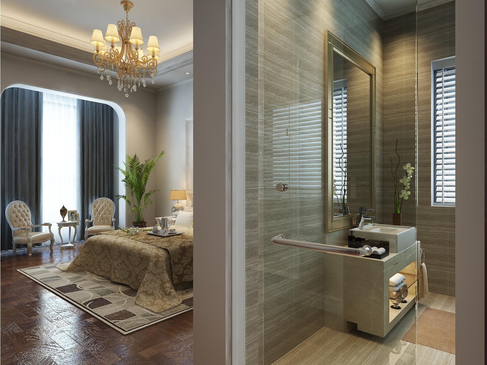 室内|三维|建筑/空间|pasfunfanonde - 原创作品