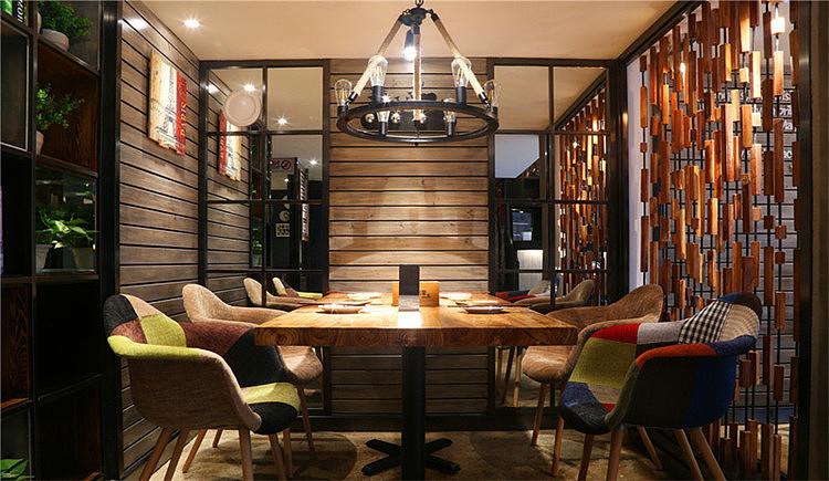 69装饰 主题餐厅设计装修效果图