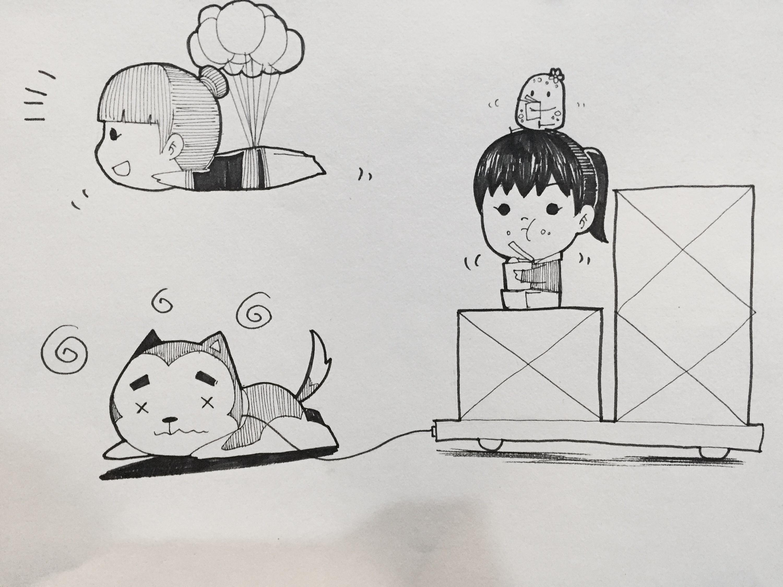 手绘火影忍者阿飞