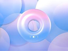 VStore × 积慕 |「中秋」主题糕点包装主视觉设计