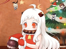 圣诞节快乐,北方栖姬