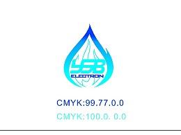 YSB 字母logo设计